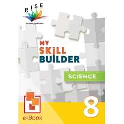 My Skill Builder Science 8 [ e-Book : ePub ]
