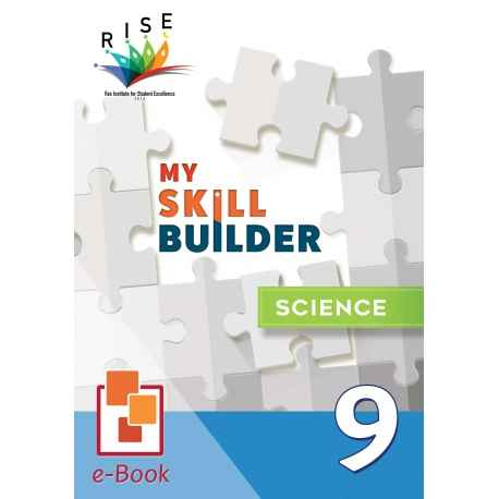 My Skill Builder Science 9 [ e-Book : ePub ]