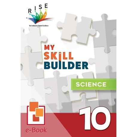 My Skill Builder Science 10 [ e-Book : ePub ]