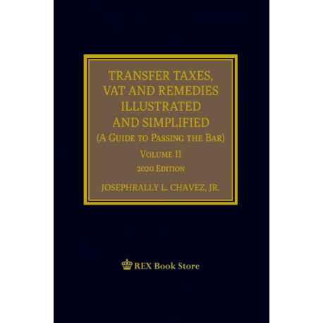 Transfer Taxes, Vat and Remedies Volume II (2020 Edition) Cloth Bound