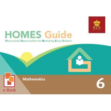 HOMES Guide for Math 6 [ e-Book : PDF ]
