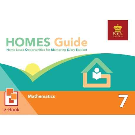 HOMES Guide for Math 7 [ e-Book : PDF ]