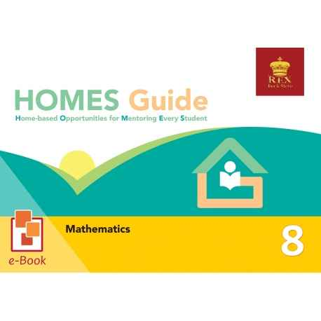 HOMES Guide for Math 8 [ e-Book : ePub ]
