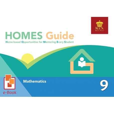 HOMES Guide for Math 9 [ e-Book : ePub ]