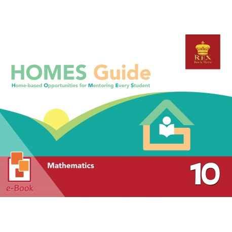 HOMES Guide for Math 10 [ e-Book : ePub ]