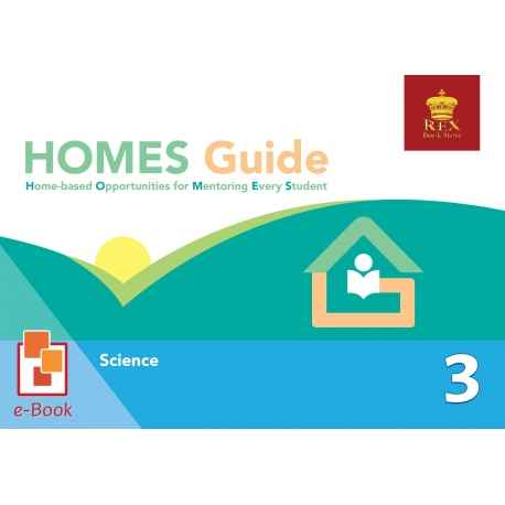 HOMES Guide for Science 3 [ e-Book : ePub ]