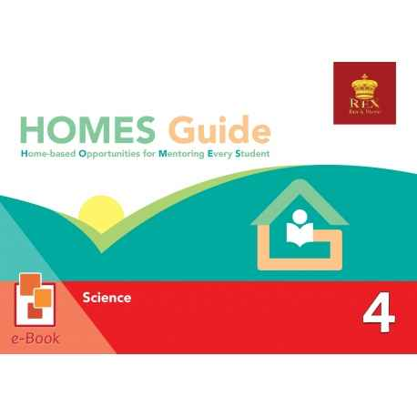 HOMES Guide for Science 4 [ e-Book : PDF ]