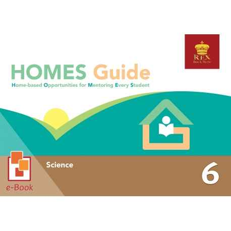 HOMES Guide for Science 6 [ e-Book : PDF ]