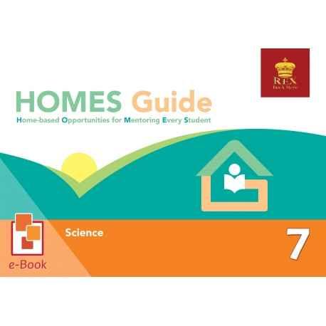HOMES Guide for Science 7 [ e-Book : ePub ]