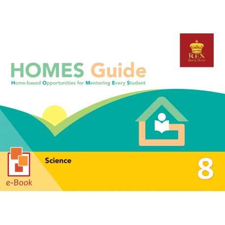 HOMES Guide for Science 8 [ e-Book : PDF ]