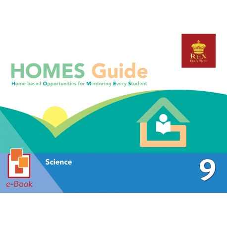 HOMES Guide for Science 9 [ e-Book : PDF ]