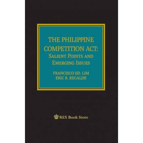 The Competition Act (2016 Edition) Cloth Bound
