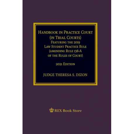 Handbook on Practical Court (2021 Edition) Paper Bound
