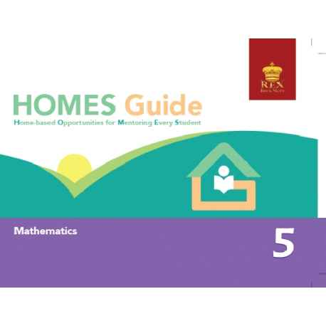 Homes Guide for Mathematics 5 (2020 Edition)