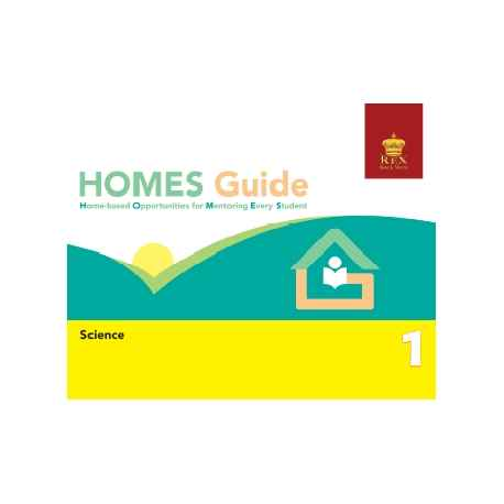 Homes Guide for Science 1 (2020 Edition)