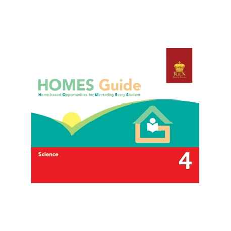Homes Guide for Science 4 (2020 Edition)