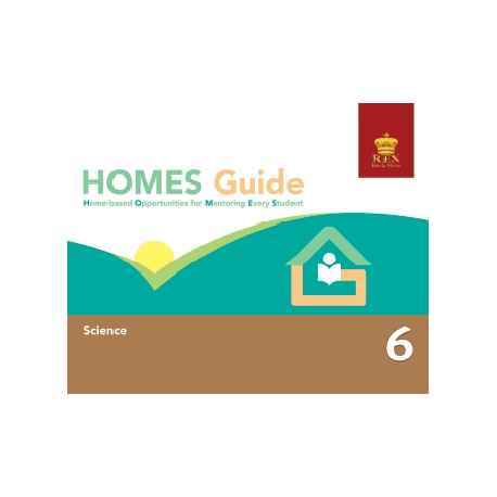 Homes Guide for Science 6 (2020 Edition)