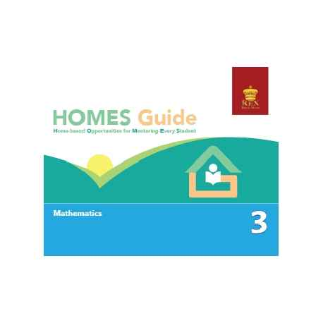 Homes Guide for Mathematics 3 (2020 Edition)