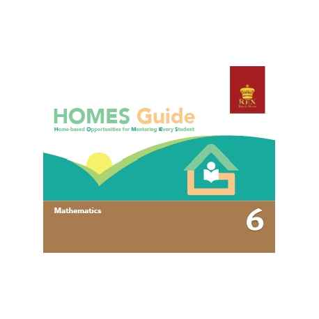 Homes Guide for Mathematics 6 (2020 Edition)