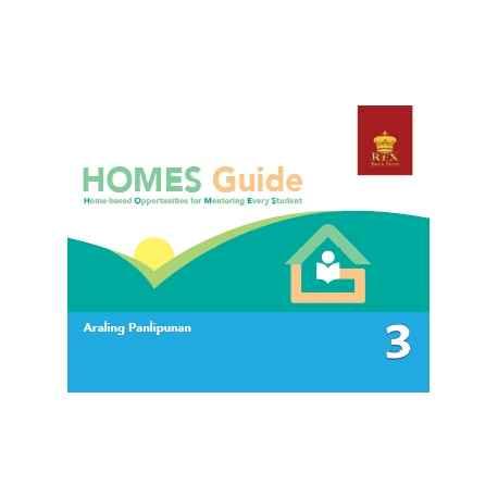 Homes Guide for Araling Panlipunan 3 (2020 Edition)