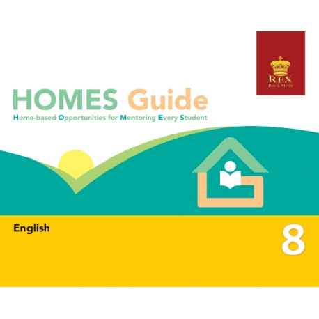 Homes Guide for English 8 (2020 Edition)