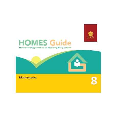 Homes Guide for Mathematics 8 (2020 Edition)