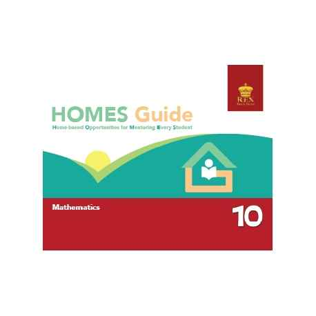 Homes Guide for Mathematics 10 (2020 Edition)