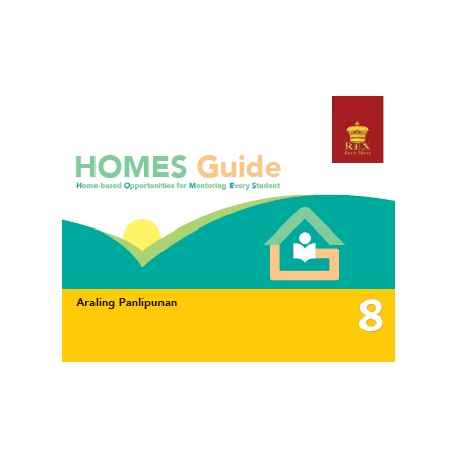 Homes Guide for Araling Panlipunan 8 (2020 Edition)