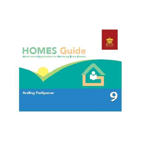 Homes Guide for Araling Panlipunan 9 (2020 Edition)