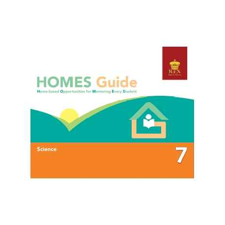 Homes Guide for Science 7 (20202 Edition)