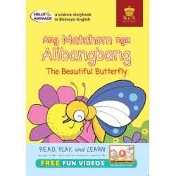 Hello Animals Ang Matahom nga Alibangbang The Beautiful Butterfly (Big Books)