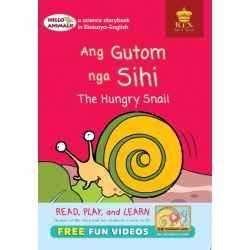 Hello Animals Ang Gigutom nga Sihi The Hungry Snail (Big Books)
