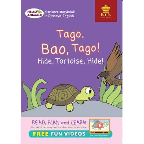 Hello Animals Tago Bao Tago! Hide, Tortoise, Hide! (Big Books)