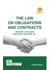 The Law on Obligations and Contracts (2021 Edition) Paper Bound
