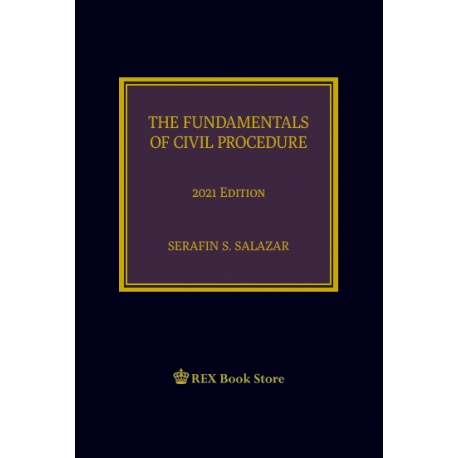 Fundamentals of Civil Procedure (2021 Edition) Cloth Bound