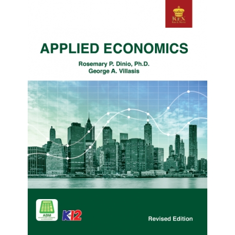 Applied Economics (2021 Edition) Paper Bound