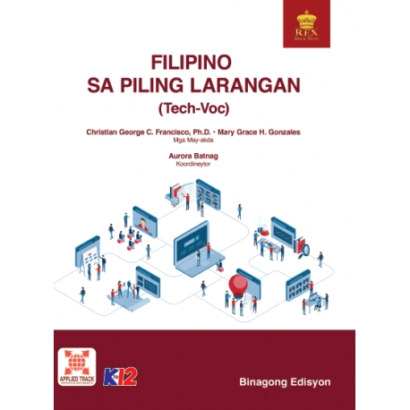 Filipino sa Piling Larangan (Tech-Voc) 2020 Edition
