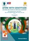 Afire with Gratitude [E-book : E-Pub] 2019 Edition