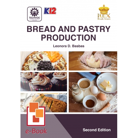 Bread and Pastry Production [E-Book : E-PDF] Second Edition