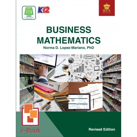 Business Mathematics [E-Book : PDF] Revised Edition