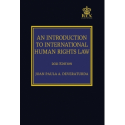 An Introduction To International Human Rights Law (2021 Edition) Cloth Bound