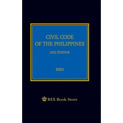 Civil Code of the Philippines (2021 Edition) Pocket Size