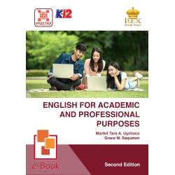 English for Academic and Professional Purposes [E-book : E-Pub] Second Edition