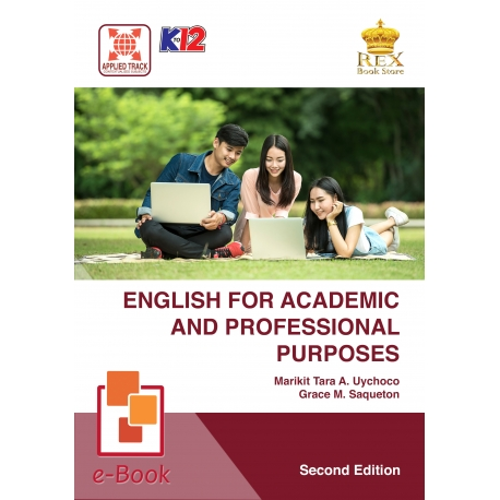 English for Academic and Professional Purposes [E-book : E-Pub] Second Edition