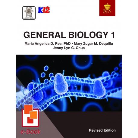 General Biology 1 [E-Book:E-Pub] Revised Edition