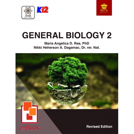General Biology 2 [E-Book : E-Pub] 2020 Edition
