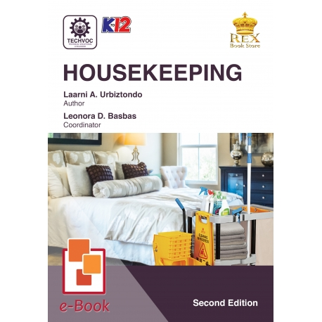 Housekeeping [E-Book : PDF] Second Edition