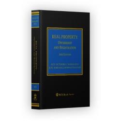 Real Property: Ownership and Registration (2021 Edition) Cloth Bound