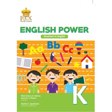 English Power K Work Text 2018