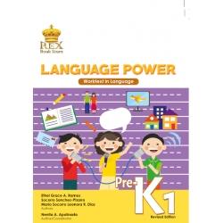 Language Power Pre-K1 Work Text`2018